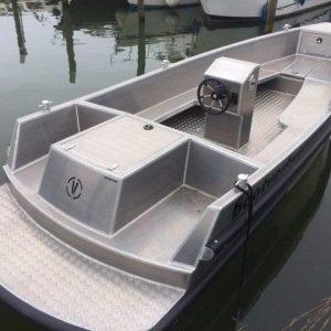 van Vossen Splitt 7 persoons motorboot
